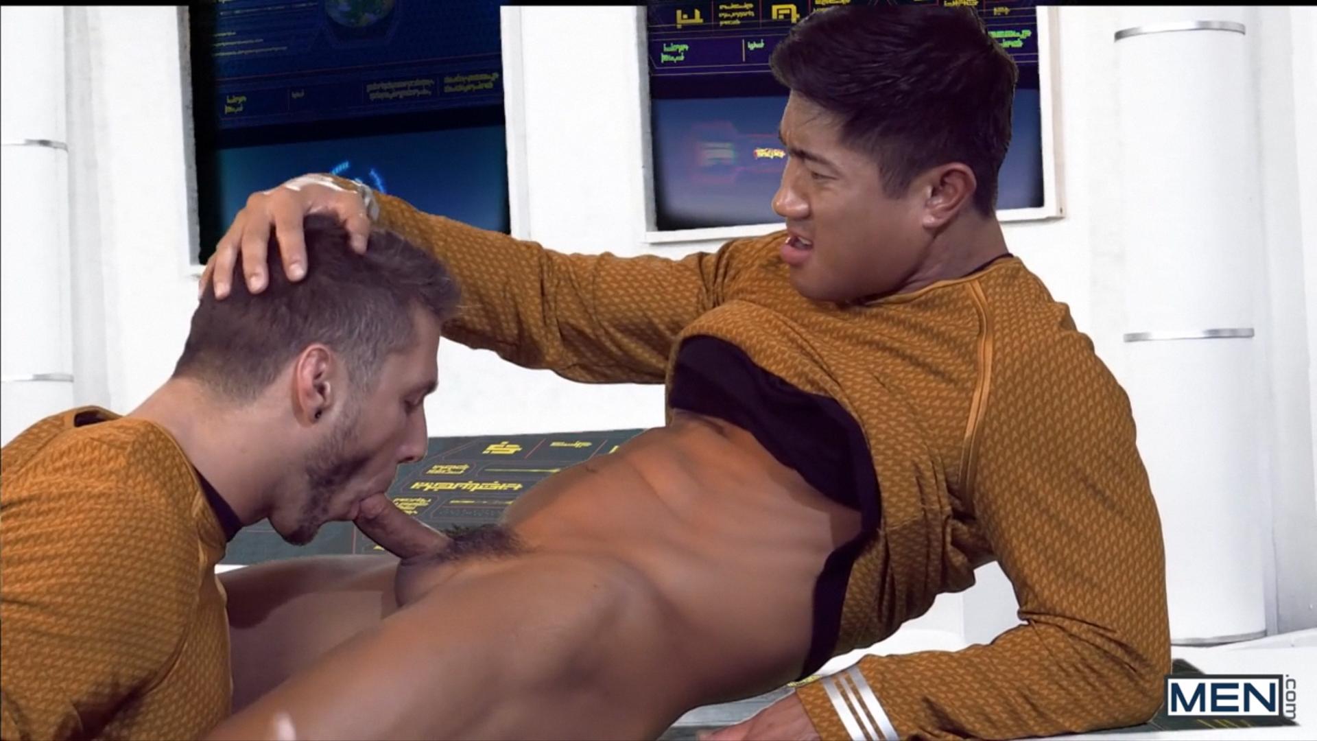 Star Trek Xxx Parody Hustler